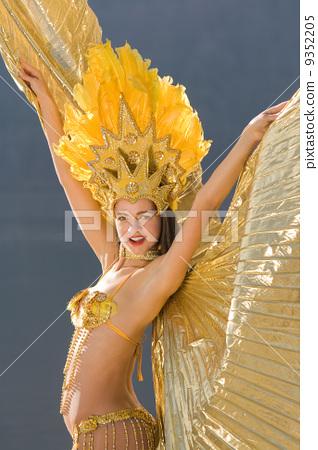 Samba girl 9352205