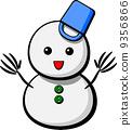 눈사람 9356866