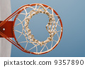 Basketball Hoop 9357890