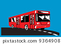 穿梭班機 教練 公共汽車 9364908
