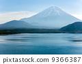 富士山 莫特拉 日本 9366387