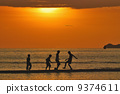 beautiful, beach, activity 9374611