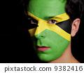 Flag of Jamaica 9382416