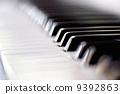 键盘 钥匙 乐器 9392863
