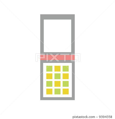 휴대 전화 아이콘 9394358