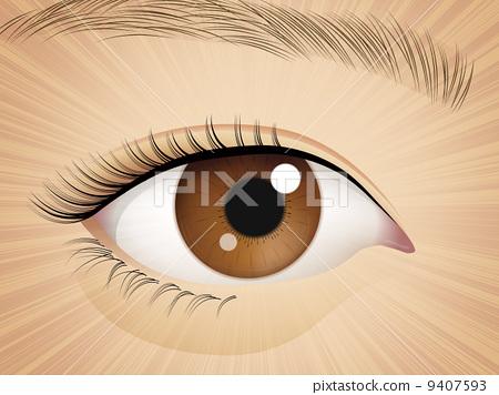 eye 9407593