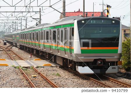 E233 Series 3000 Series Train Takasaki Line 9410799