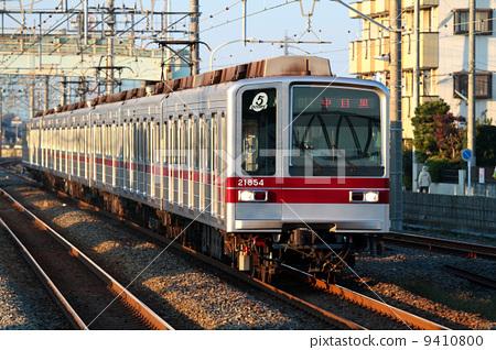 東武20000系列列車21854F 9410800