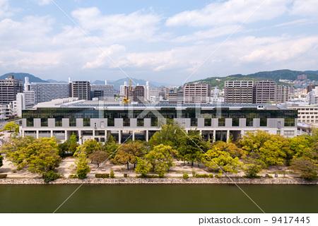 히로시마 시립 모토마치 고등학교 9417445