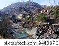 Ashio copper mine ruins 9443870