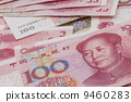Chinese currency 9460283