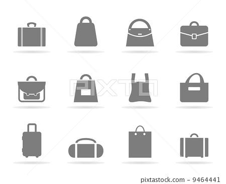 Bag an icon 9464441