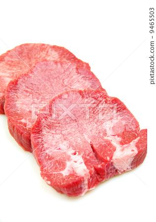 Delicious beef tongue 9465503