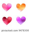 heart, hearts, heart mark 9478308
