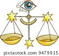 Zodiac libra sign 9479915