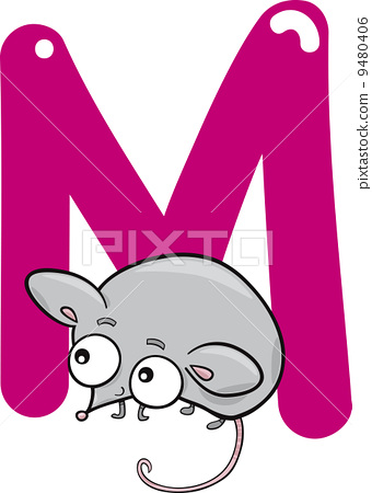 M for mouse 9480406