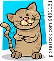 ลูกแมว,แมว,การ์ตูน 9481161