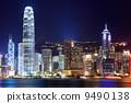 市中心 摩天大樓 塔 9490138