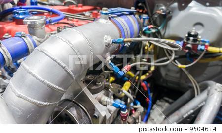 Modify engine 9504614