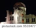 原爆圆顶塔 广岛 战争 9509477