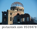 原爆圆顶塔 广岛 战争 9509478