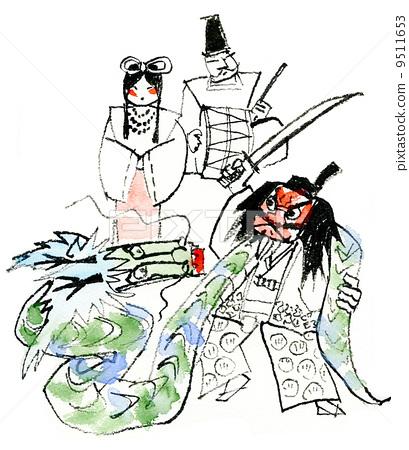 Festival / Izumo Kagura 9511653