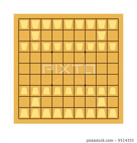 Shogi board 9514353
