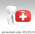 First aid for teeth 9532523