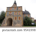 German classicism city Weimar castle 9541998