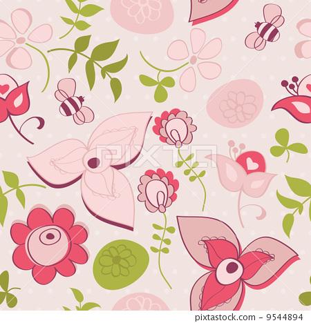 Cute pattern. 9544894