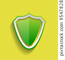 vector, shield, protection 9547828