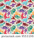 dinosaur, adorable, wallpaper 9553196
