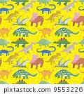 dinosaur, dino, wallpaper 9553226