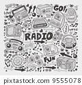 扬声器 复古 无线电 9555078