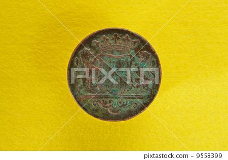 荷蘭東印度公司VOC硬幣背面徽章 9558399