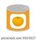 mandarin, orange, canned 9563627