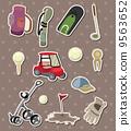 activities, illustration, golf 9563652