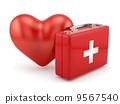 heart, first, kit 9567540