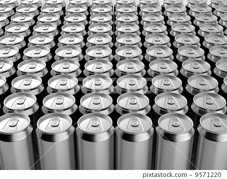 Aluminum can assembly gathering front 9571220
