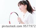 網球俱樂部圈子圖像 9577972