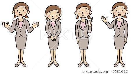 商界女性1 9581612