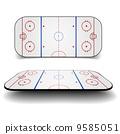 冰球 曲棍球 球场 9585051