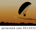 Powered paraglide 9613933