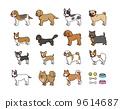 ชุดสุนัข 9614687