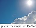 夏天的天空雲 9615262