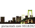 빌딩, 건물, 다리 9618282