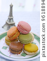 macaroon, sweet, confectionery 9618894