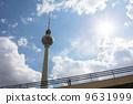 베를린 텔레비전 탑 9631999