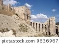 Aleppo castle in Syria 9636967