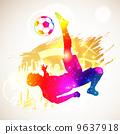 Soccer Player 9637918